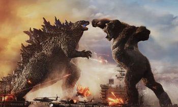 Podcast 1063 Godzilla vs Kong. Con Erick Estrada y Enrique Figueroa Anaya.