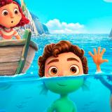 Luca, clip de la nueva película de Pixar