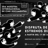 Docu Film León 2021. Segunda Muestra Internacional de Cine Documental.
